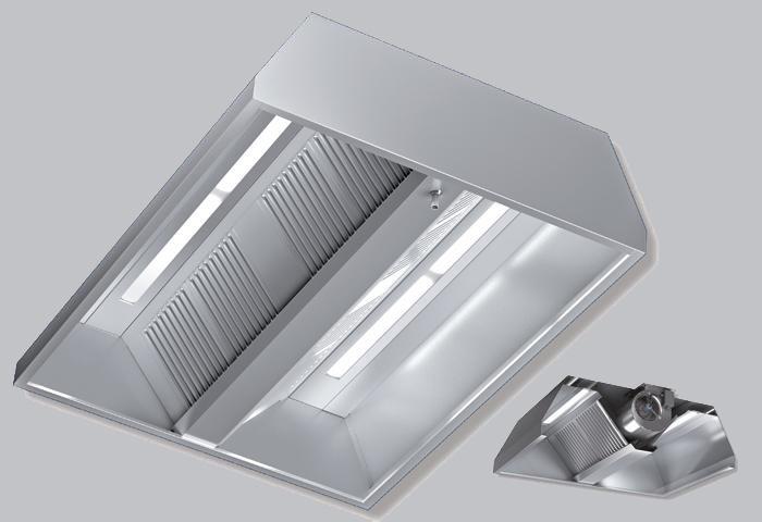 Commercial Kitchen Exhaust Hood Details ~ Commercial kitchen ventilation ckd