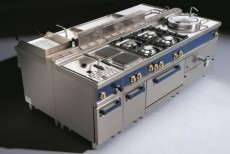 Commercial Kitchen Cooking Suite