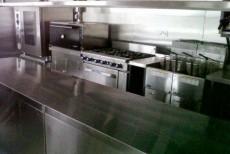 Restaurant Kitchen - After