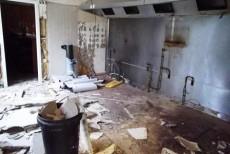 Restaurant Kitchen Before