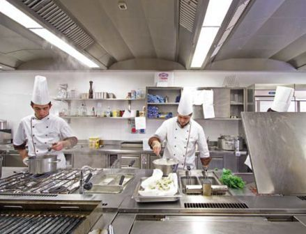 Commercial Kitchen Requirements For Restaurant