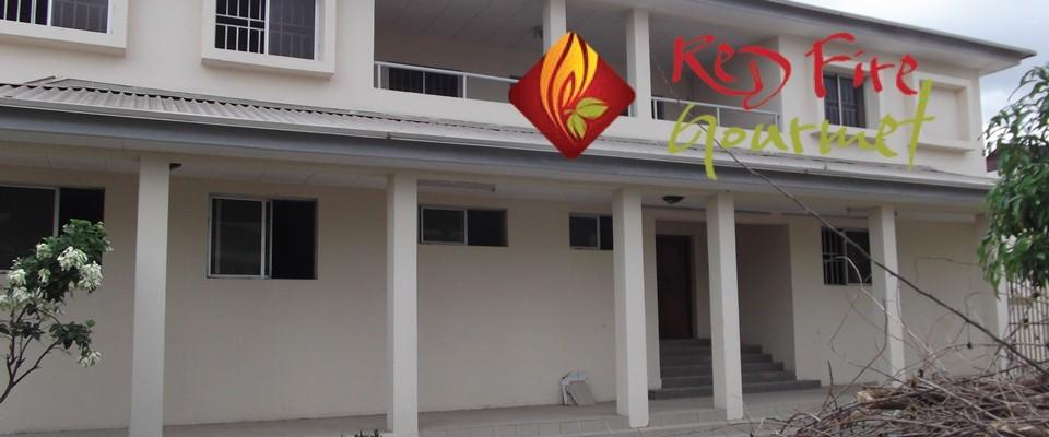 Red Fire Gourmet External